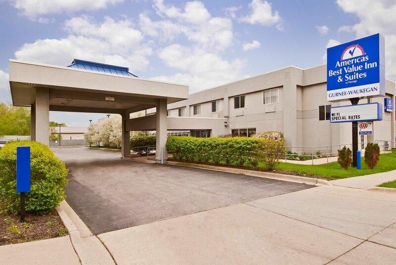 Americas Best Value Inn And Suites Waukegan/Gurnee
