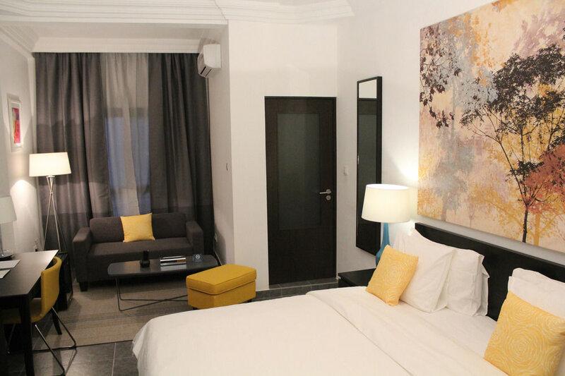 Semiramis Hotel Hmj