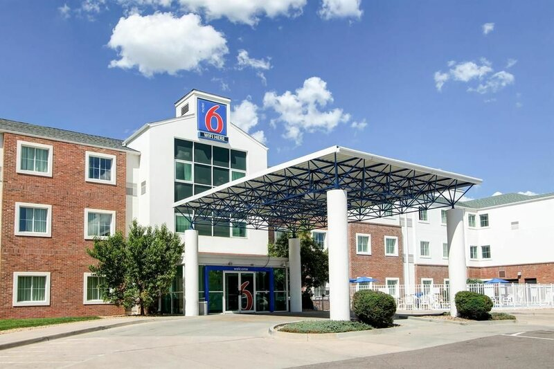 Motel 6 Aurora, Co - East Aurora