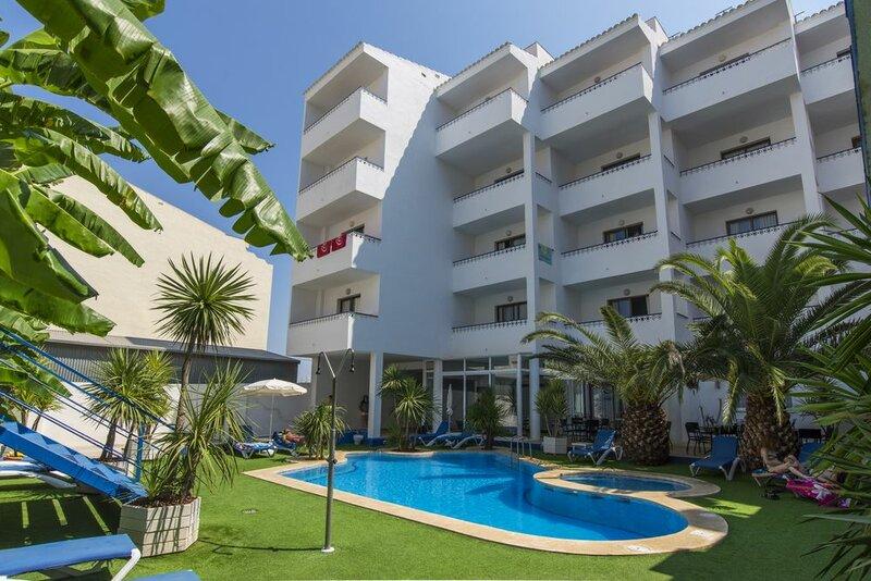 Jaime i Hotel Peñiscola