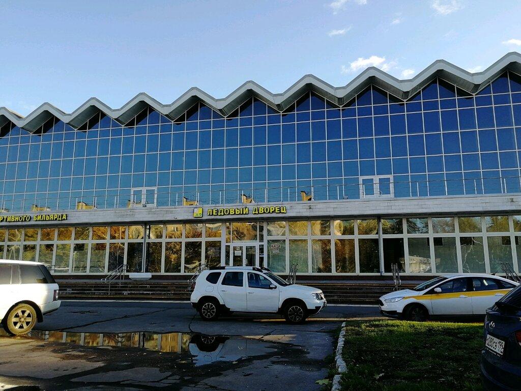sports school — Gbu Sportivnaya shkola olimpiyskogo rezerva Moskvich Moskovskogo komiteta sporta — Moscow, фото №7