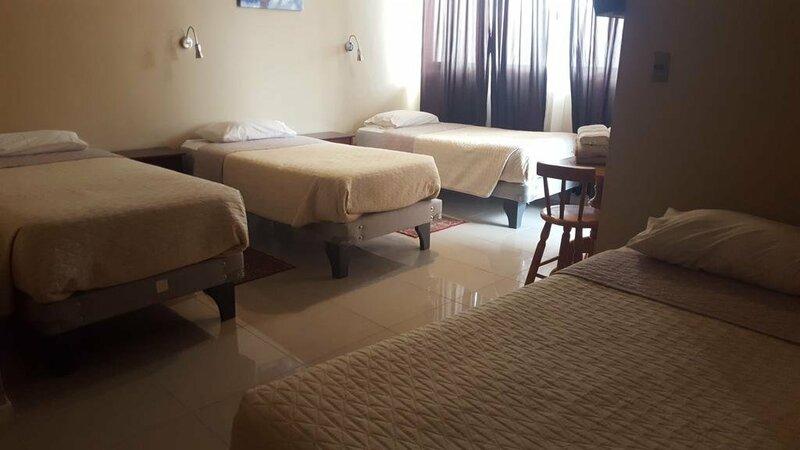 Amaru Hotel Copiapo