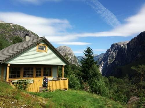 Stalheim Fjord Og Fjellhytter