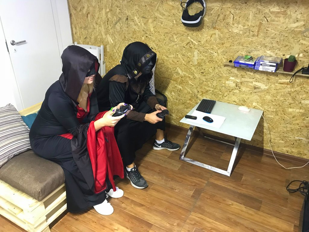 клуб виртуальной реальности — Vr Fun club — Москва, фото №5