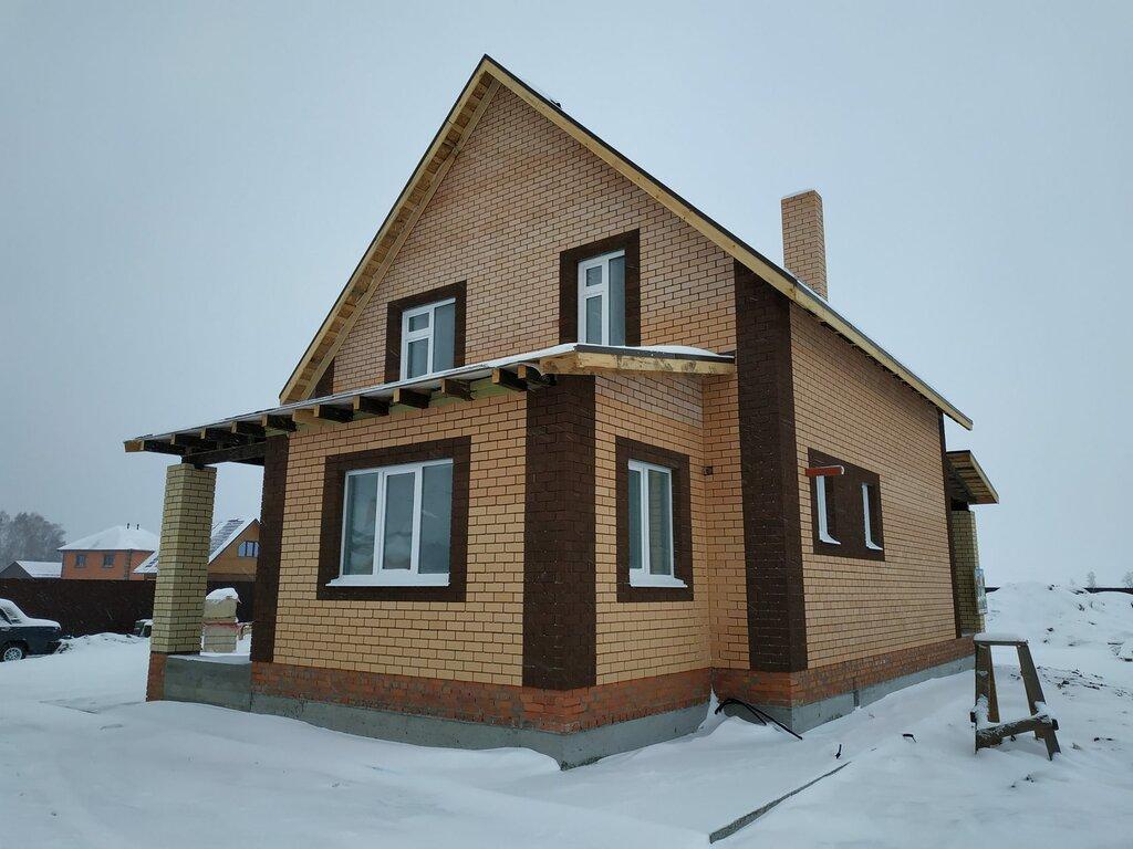 новые дома построенные из кирпича удмуртия фото реке плывут