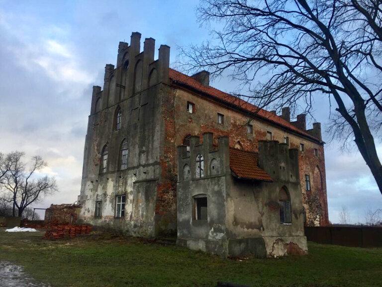 замок георгенбург фото профессионалы часто