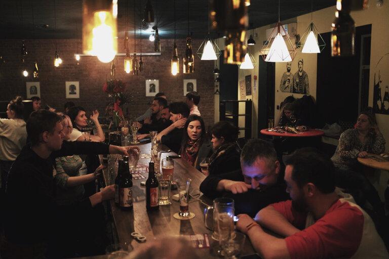 pub, bar — SourGood — Saint Petersburg, фото №5