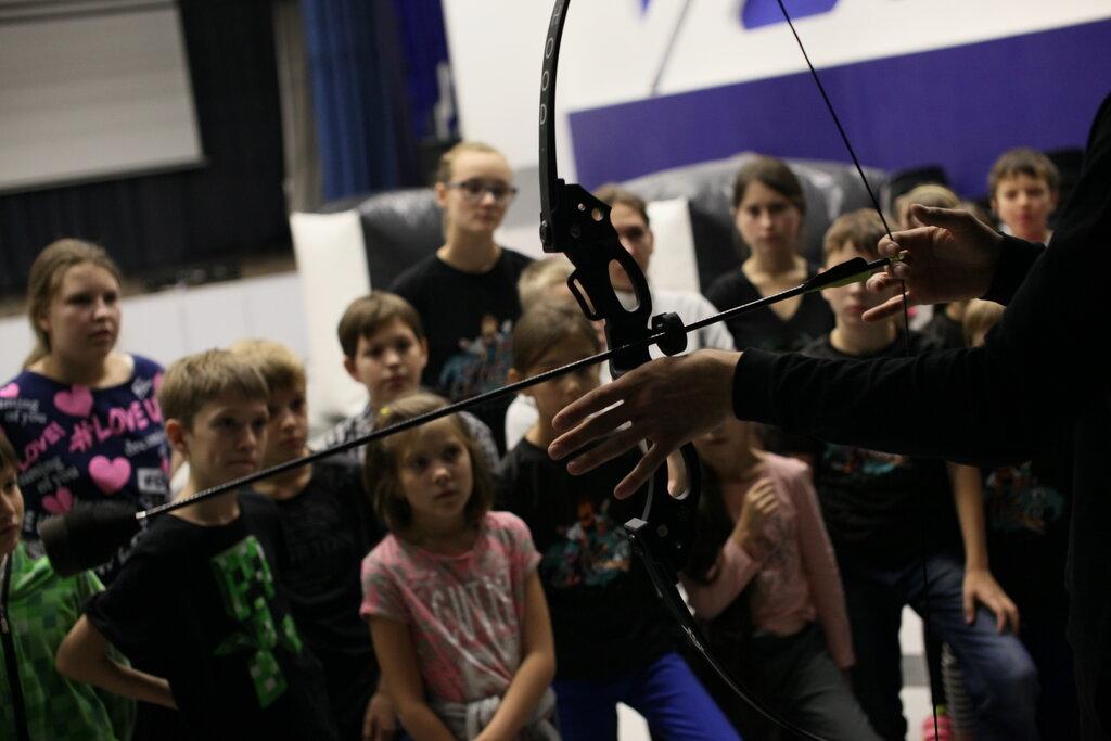 лазертаг — Клуб лучного боя Robin Hood — Новосибирск, фото №5