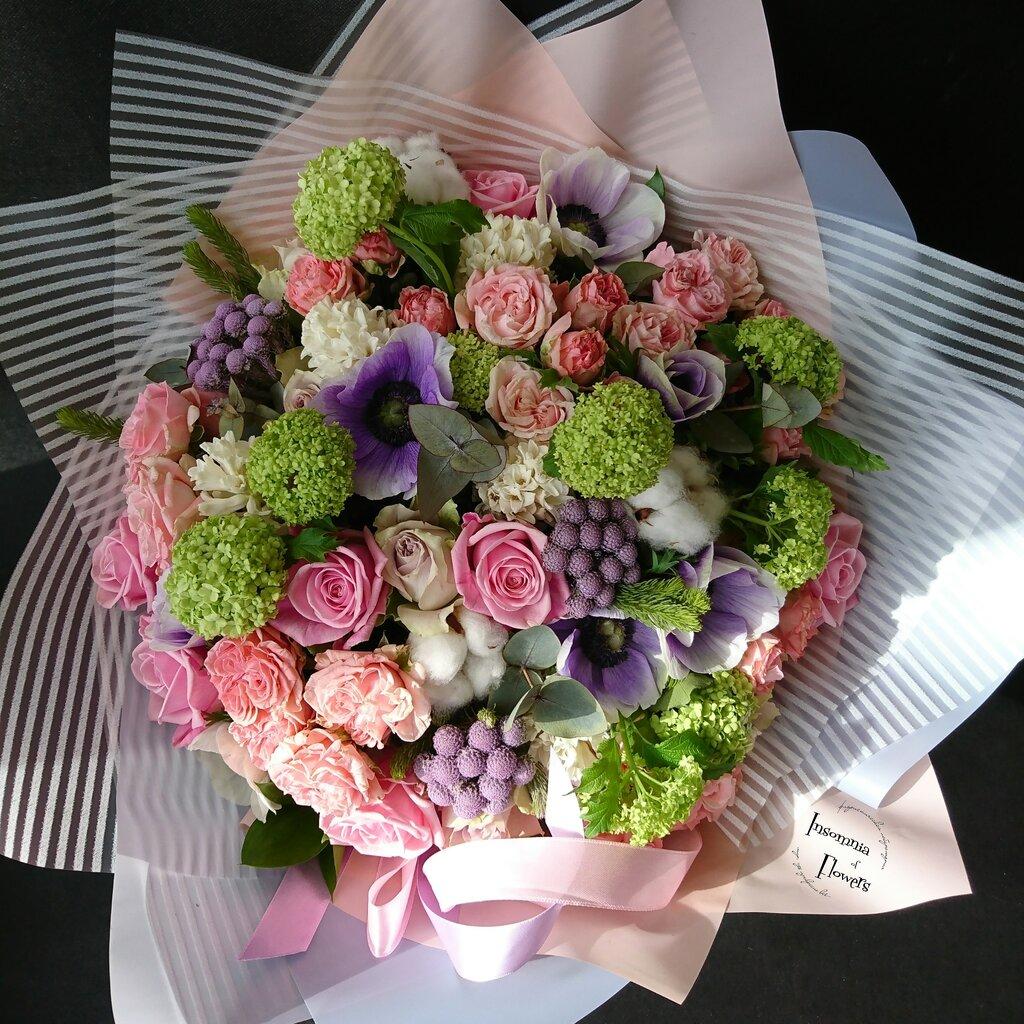 магазин цветов — Цветочная дизайн-студия — Москва, фото №2