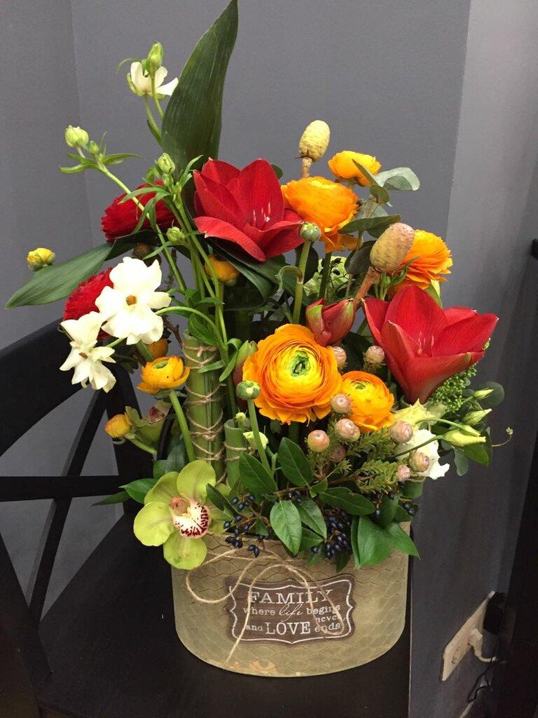 Букеты без роз москва, цветы марьиной