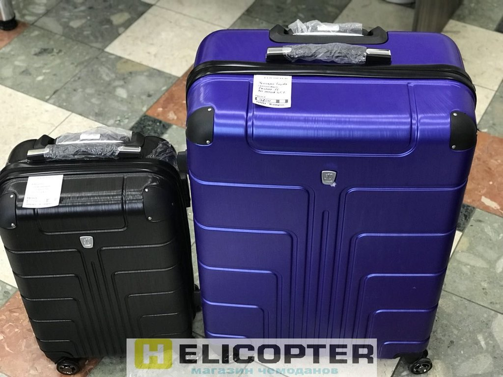 f6e9f458fc0f магазин сумок и чемоданов — Чемоданы Helicopter — Новосибирск, фото №9