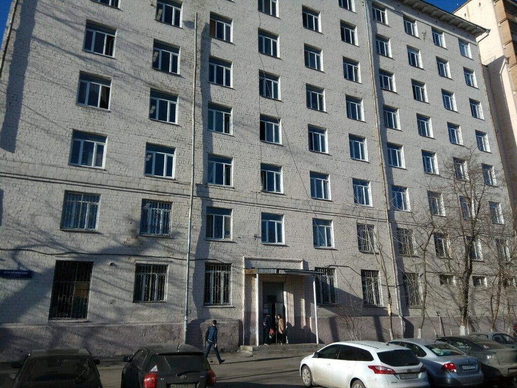 общежитие — МГТУ имени Н.Э. Баумана, общежитие № 5 — Москва, фото №2