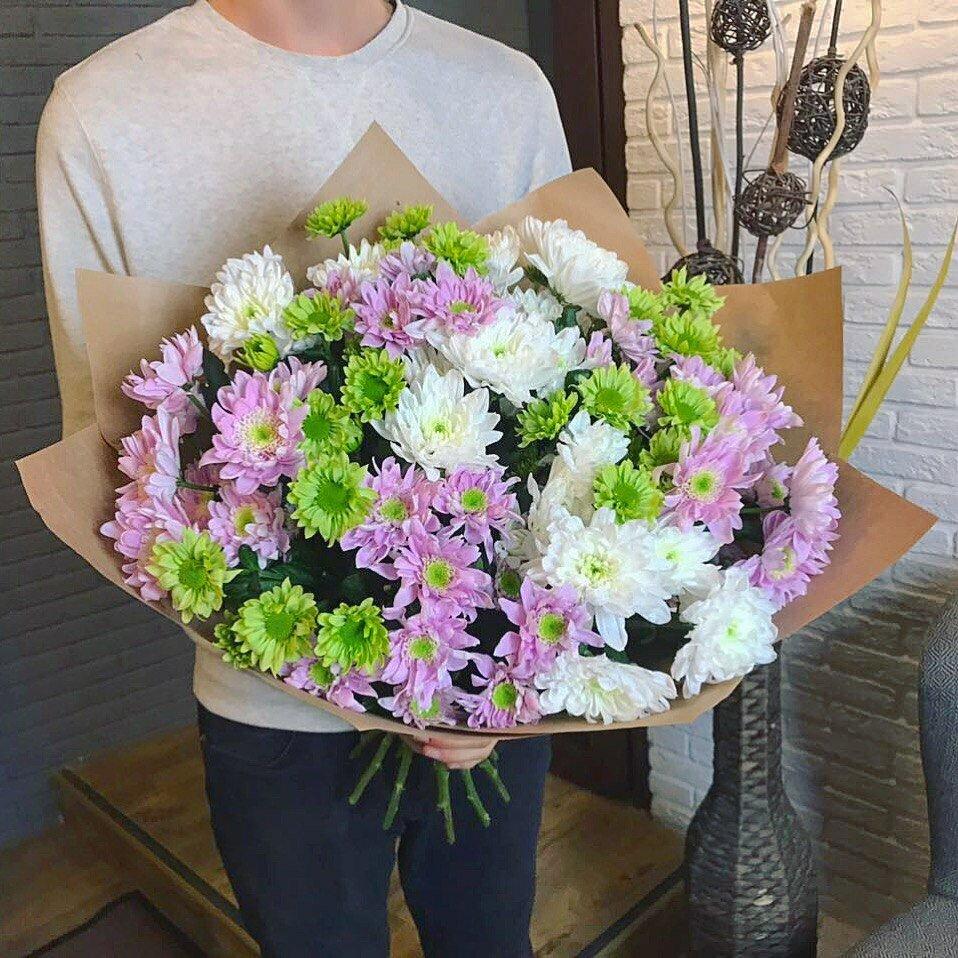 Букет, доставка цветов ект