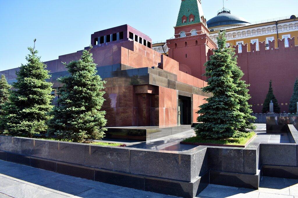 достопримечательность — Мавзолей В.И. Ленина — Москва, фото №6