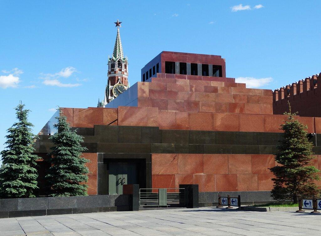 достопримечательность — Мавзолей В.И. Ленина — Москва, фото №1