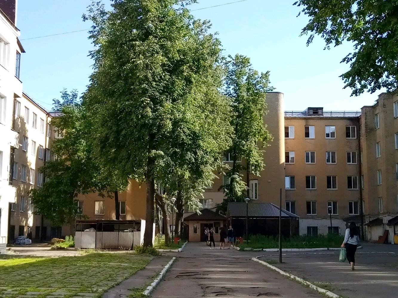 фото общежитие мгюа на ленинском кому