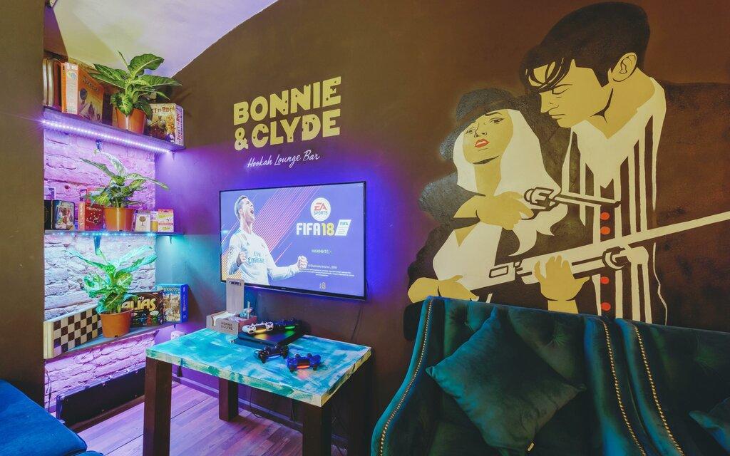 кальян-бар — Кальянная Bonnie and Clyde — Санкт-Петербург, фото №1