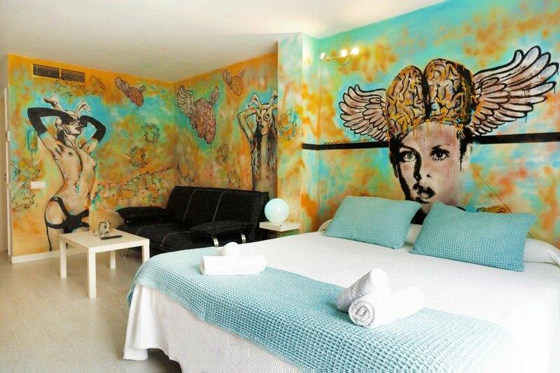 Aparthotel Urban Spaces Ibiza