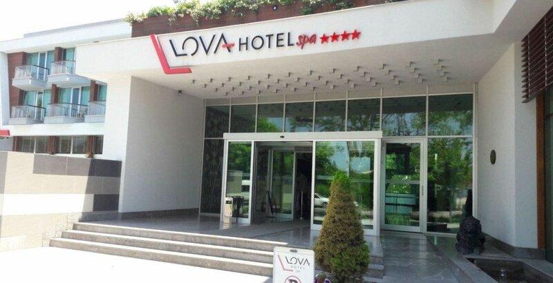 Yalova, Lova Hotel & SPA Yalova