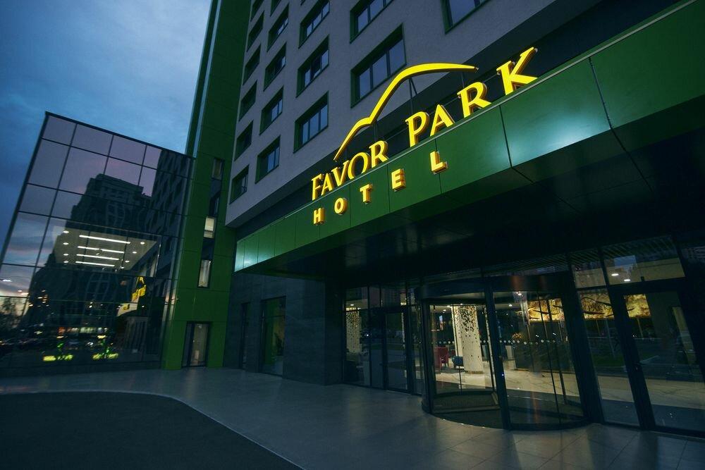 готель — Favor Park Hotel — Київ, фото №2