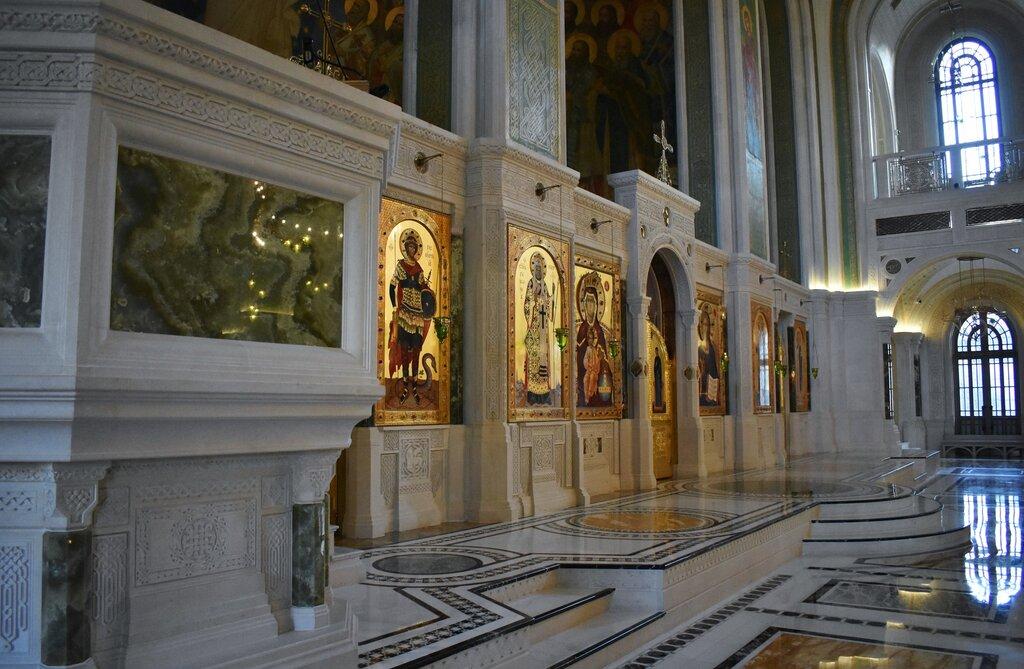 православный храм — Церковь Новомучеников и Исповедников Российских в Сретенском монастыре — Москва, фото №5