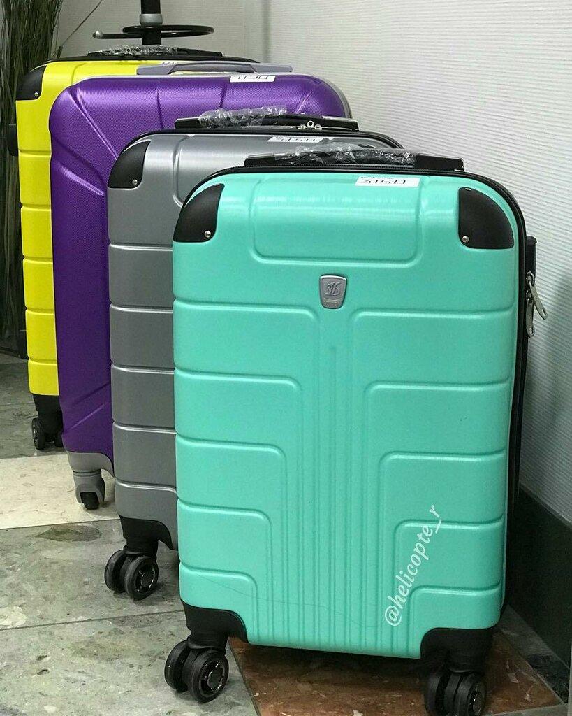 5eeff6a1d09d магазин сумок и чемоданов — Чемоданы Helicopter — Новосибирск, фото №2