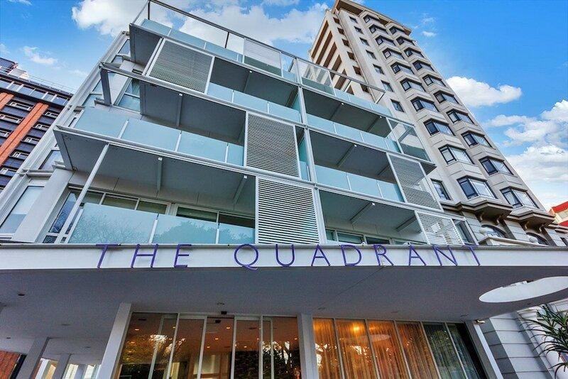 Quadrant Hotel Residence Apartment Two Bedroom Apt 1