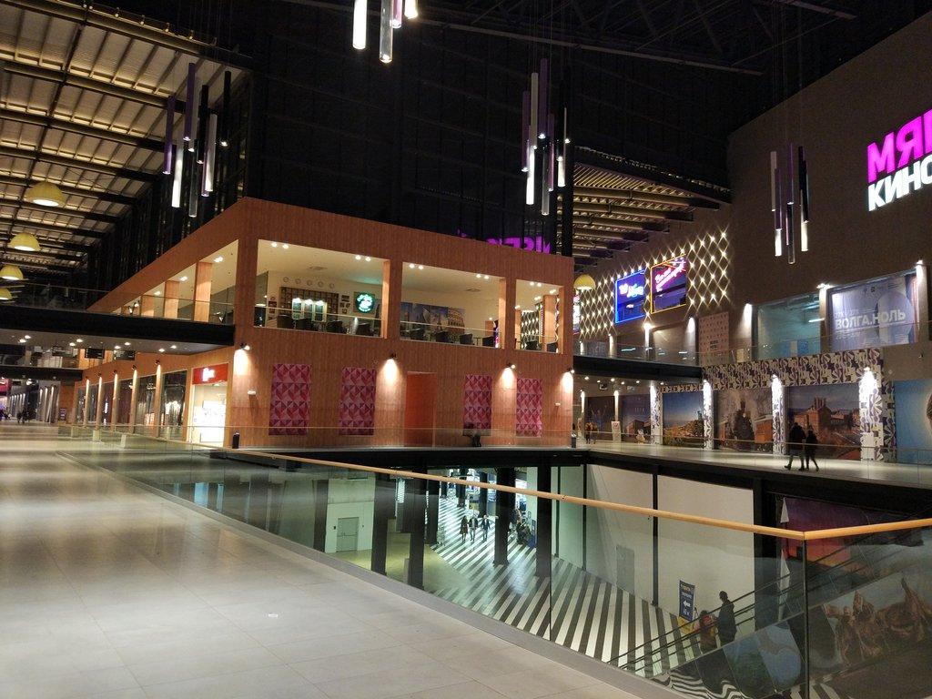 shopping mall — Tk Gudok — Samara, photo 1