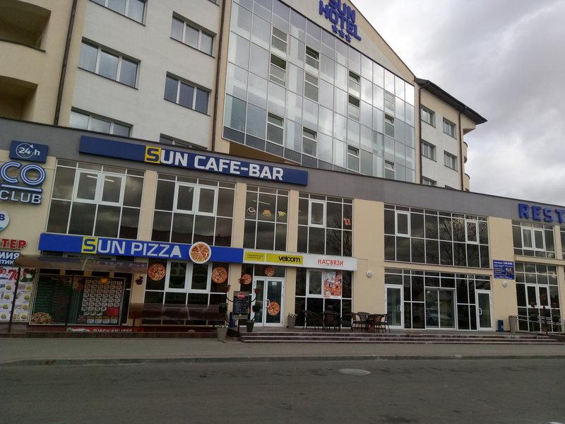 Гостиница Sun Hotel