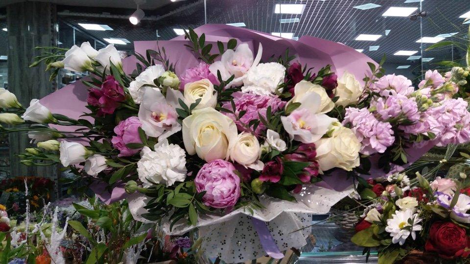 Доставка цветов в городе семей казахстан, заказ цветов
