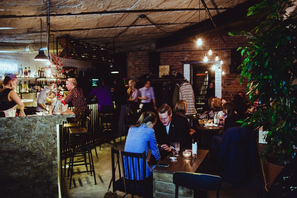 pub, bar — Do Immigration — Saint Petersburg, фото №5