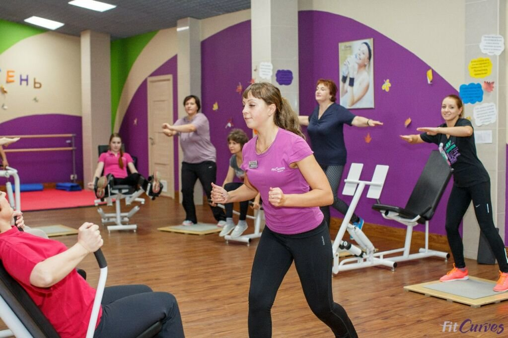 женский фитнес клуб в зао москвы