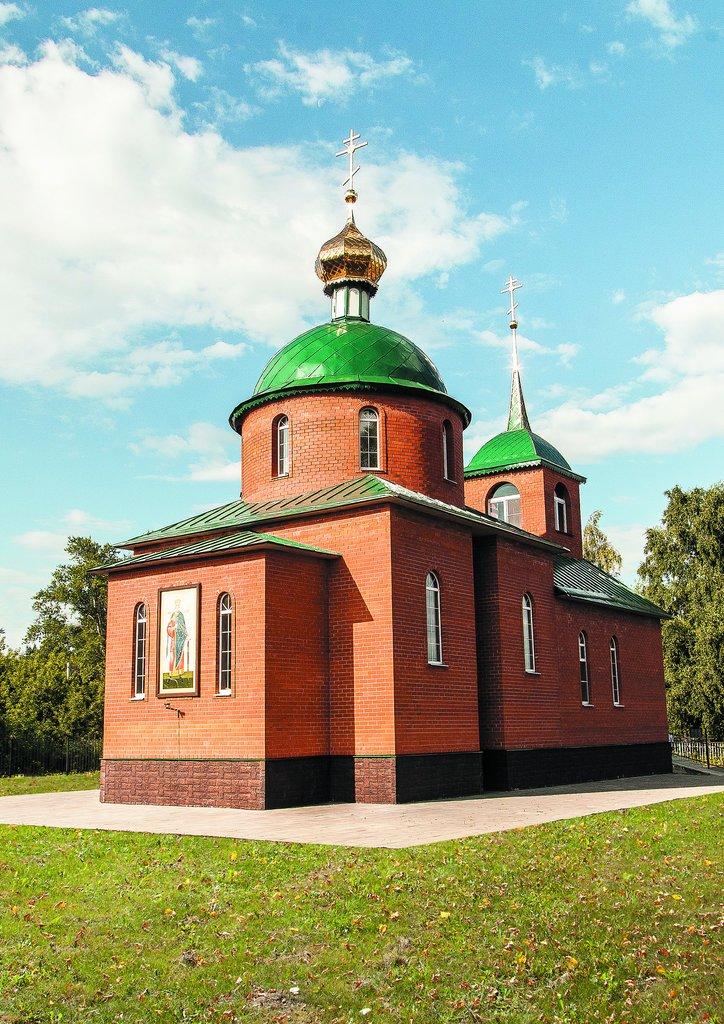 Церкви тамбовской области фото