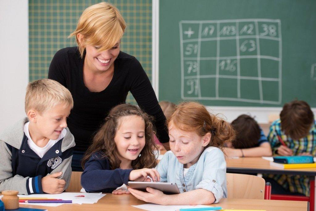 Надписью, учителя и дети картинки