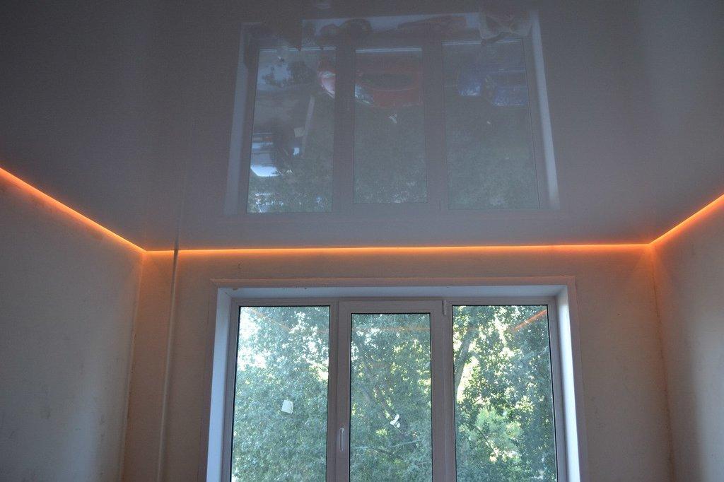 натяжные и подвесные потолки — Декор Интерьера — Воронеж, фото №9