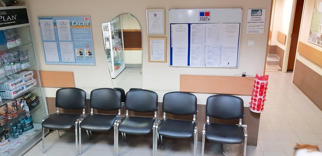 ветеринарная клиника — Ветеринарный госпиталь Флагман — Санкт-Петербург, фото №3