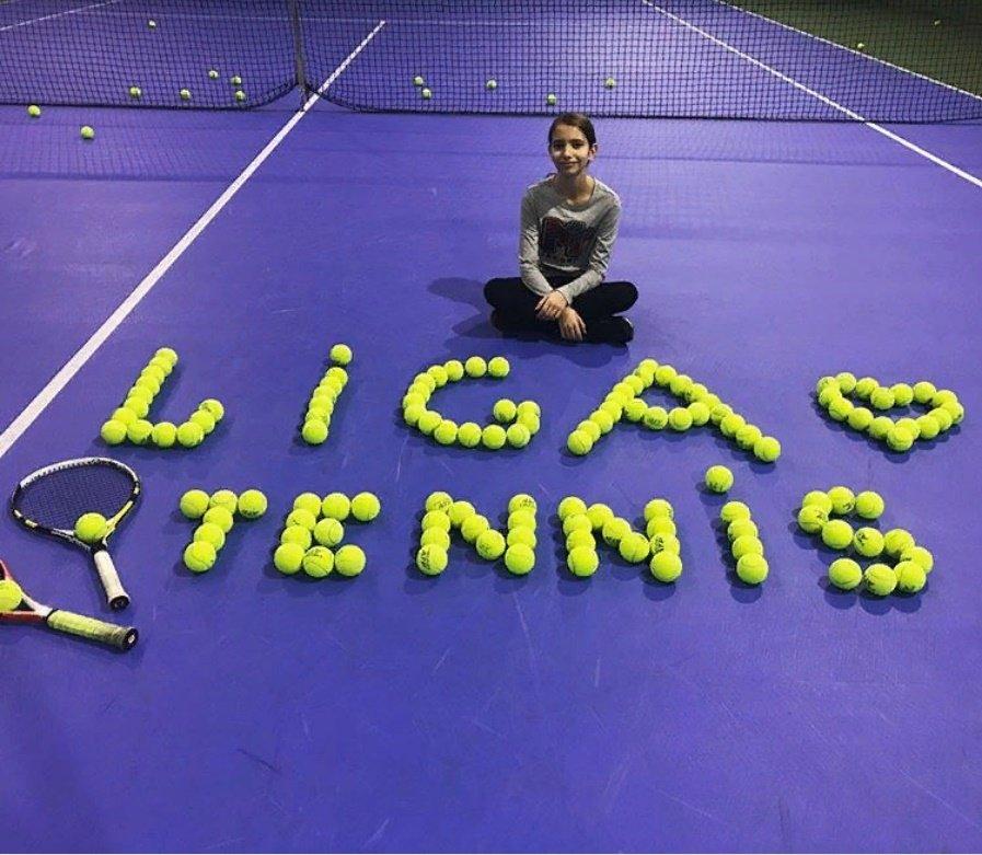 теннисный клуб — Клуб Лига — Москва, фото №2