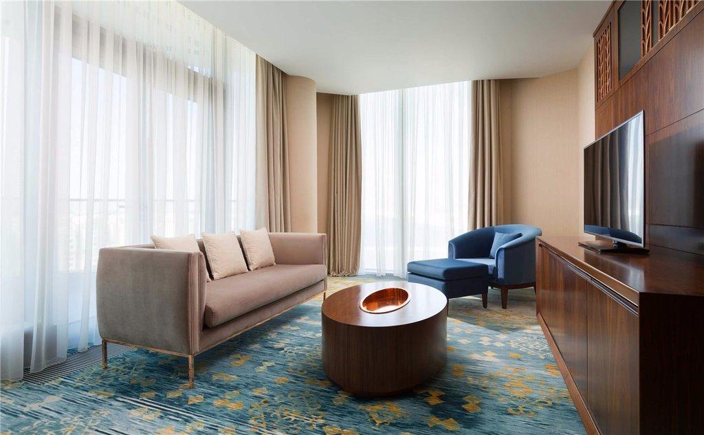 готель — Hilton Astana — Нур-Султан (Астана), фото №9