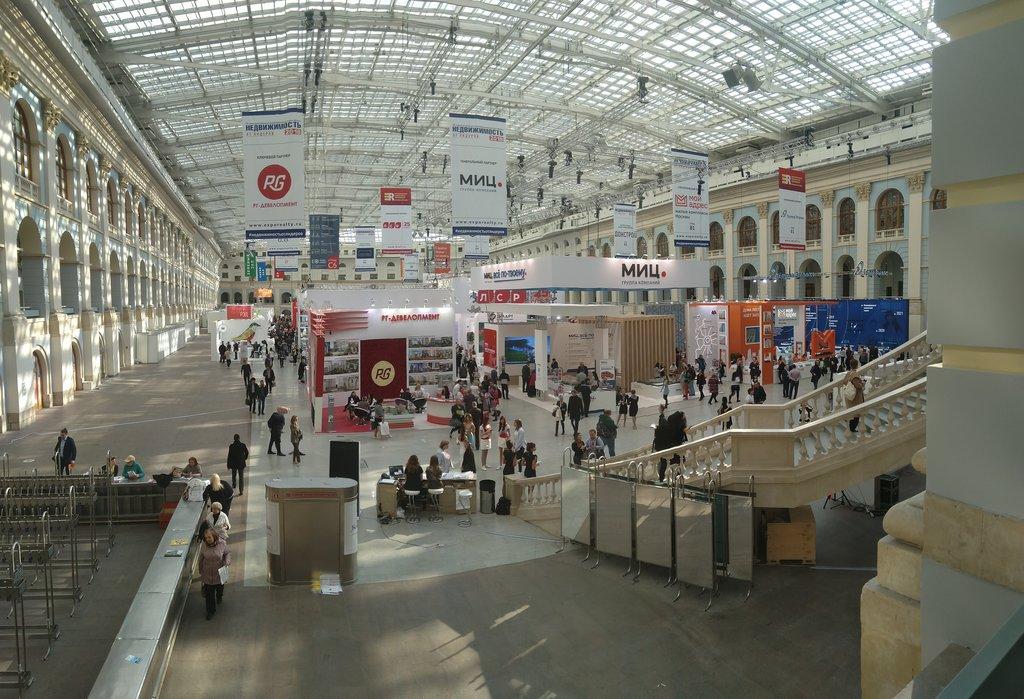 выставочный центр — Старый гостиный двор — Москва, фото №6