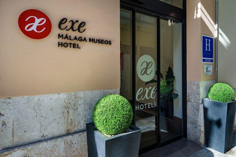 Exe Málaga Museos Hotel