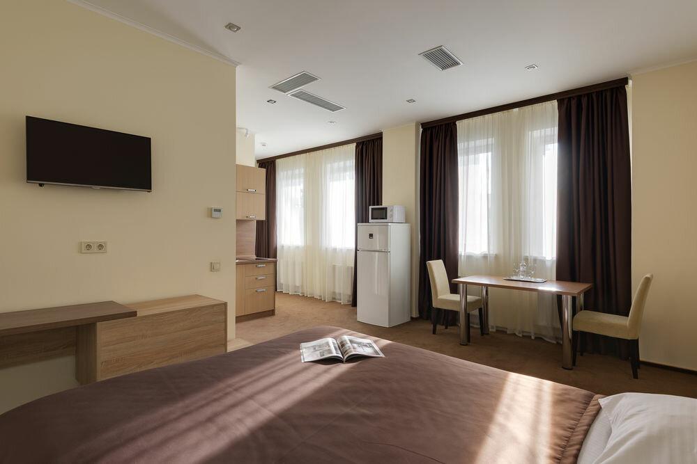 готель — Twin Apart Hotel — Київ, фото №9