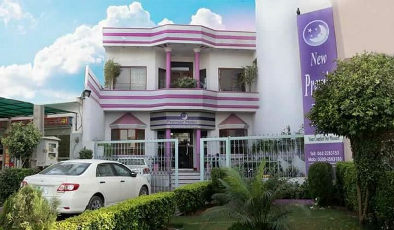 New Premier Hotel