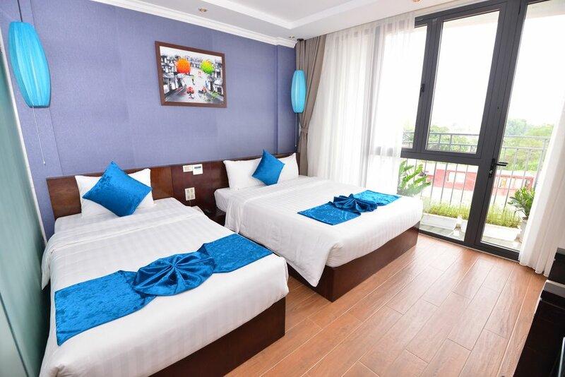 Hanoi Bella Rosa Suite Hotel & SPA