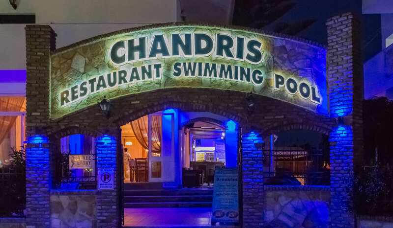Chandris Apartments