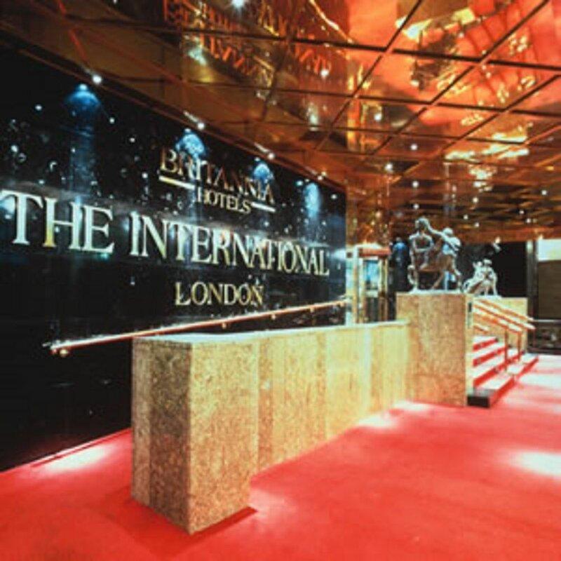 Britannia The International Hotel London, Canary Wharf