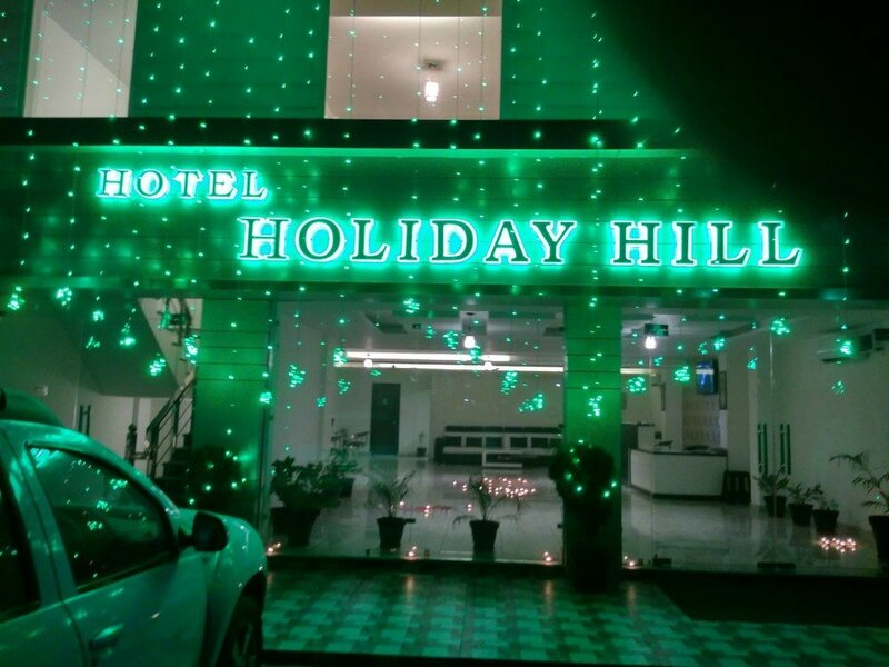 Hotel Holiday Hill