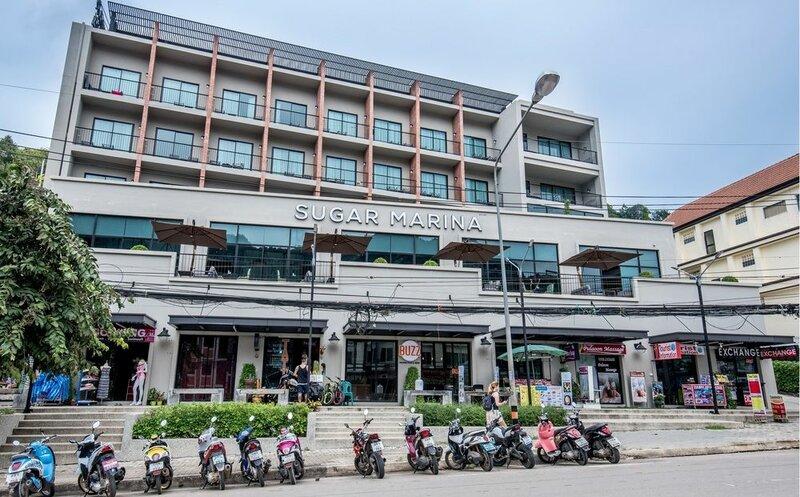 Sugar Marina Resort-Cliffhanger-Aonang