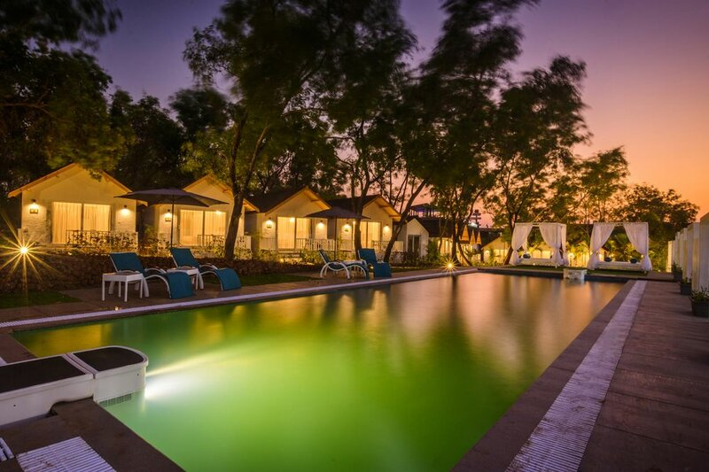 White woods Resort & SPA