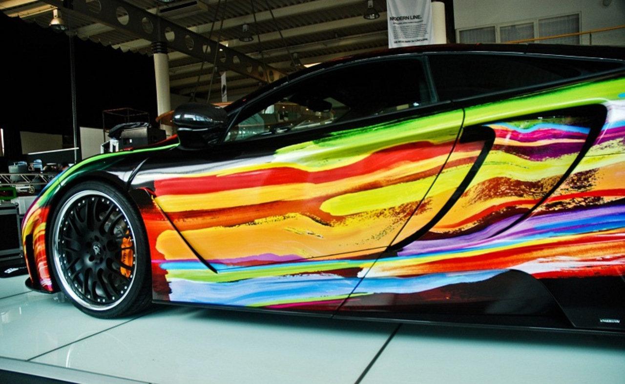 окраска автомобиля по картинке хлеб готовым соусом