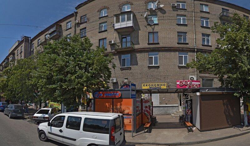 Appartment Kurchatova 4